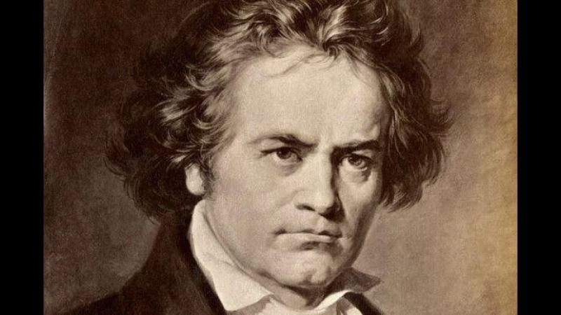 Бетховен Соната №14 часть1 (Д. Баренбойм).