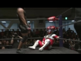 Bad Luck Fale, Tama Tonga, Tanga Roa (c) vs. Jushin Thunder Liger, Delirious, Cheeseburger (NJPW - HONOR RISING JAPAN 2018)