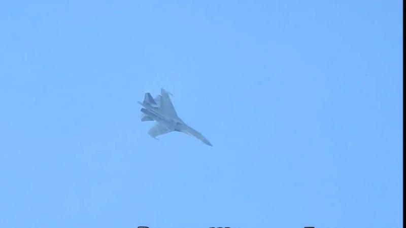 """Су-35С """"Высший пилотаж"""""""