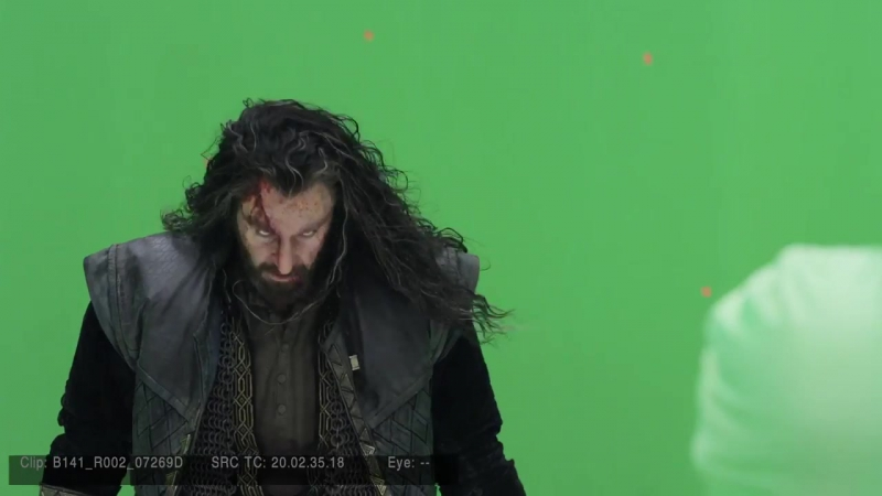 The Hobbit- The Battle of the Five Armies Extended Edition - Turning The Tide