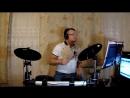 Living wrech In Roch 1970 Deep Puple drum cover Pautov Wladimir MAH00890