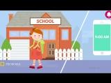 GPS детские умные часы Wonlex