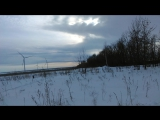 Покатушка к ветрякам возле Красного Яра 28.01.18_1