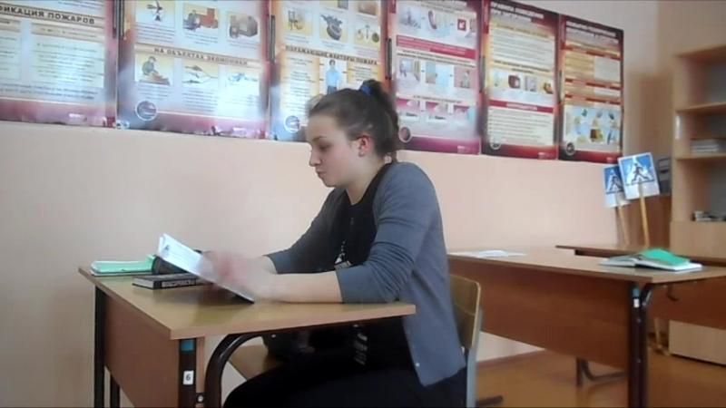 Надежда Куратова лыддьӧ Владимир Тиминлысь