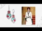 Модные тенденции: самые стильные украшения a la russe