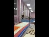 Вероника Ткаченко. Брусья. Квалификация. Кубок Н.Г.Толмачева, Владимир, 19 октября 2017