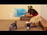 Открытие детского развлекательного центра