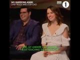 Интервью для BBC Radio 1 3 ноября