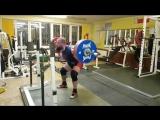 Алексей Никулин,  приседания 262,5 кг на 5 раз