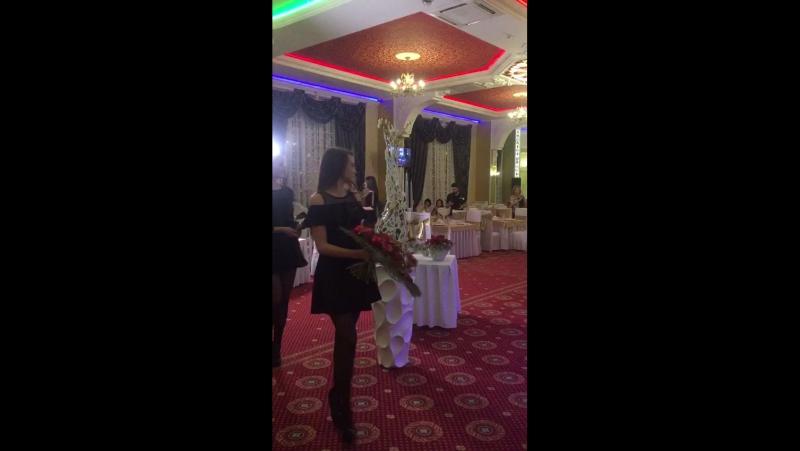 Показ в Абшероне с участницами Мисс Нижнекамск 2018