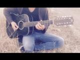 Dean Stiwen - Баклажан (Тимати feat Рекорд Оркестр  fingerstyle cover )