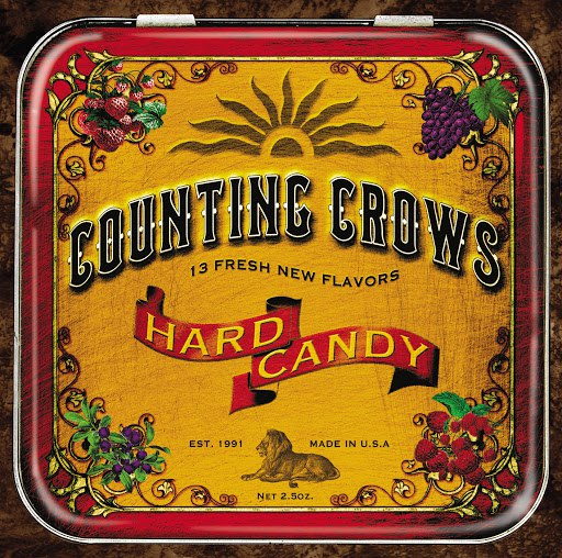 Counting Crows альбом Hard Candy (Revised International Version)
