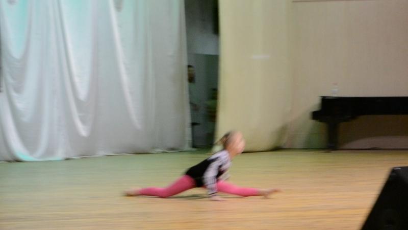 Kherson Dance Fast 10/12/2017 Ревуцкая Кристина