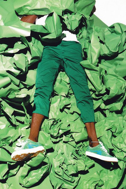 Tyler, The Creator and Converse Unveil a New GOLF le FLEUR Signature S