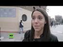 Streik in Katalonien Bürger sprechen sich für die Unterstützung aus