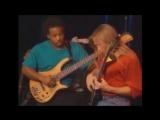 Victor Wooten &amp Steve Bailey - Concert