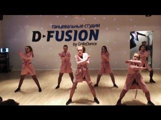 HockDom. Победители  1 этапа Dance Fusion Show Contest. Jazz-Funk с элементами Vogue