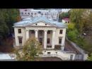 Нижний Новгород с высоты птичьего полёта