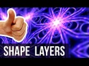 Офигенная шейповая анимация в After Effects проект Shape Layers СТРИМ