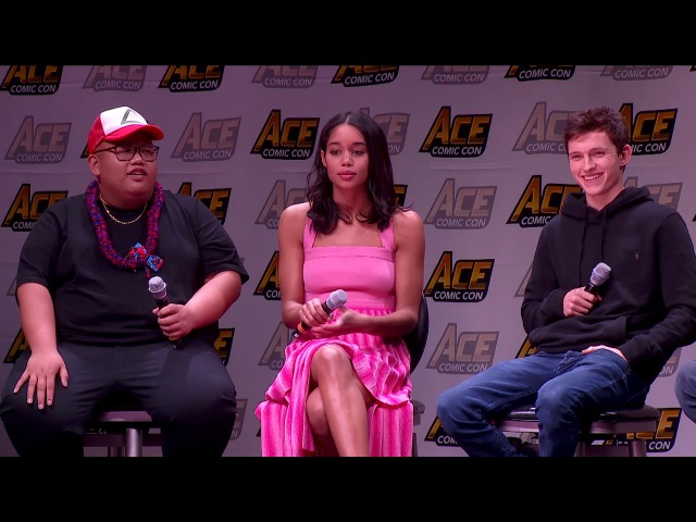 Spider-Man: Homecoming Panel w/Tom Holland, Laura Harrier Jacob Batalon - ACE Comic Con AZ
