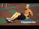 FULL WORKOUT Frank Medrano SuperHuman Abs Slicing Exercises for Ripped Abs