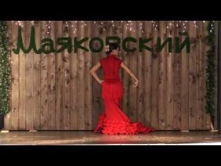 Alegrías Anna Fedorova, the concert dance of world