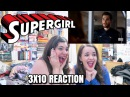 SUPERGIRL 3X10 LEGION OF SUPER-HEROES REACTION