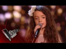 Georgia performs 'Lady of Knock': Blinds 2 | The Voice Kids UK 2017