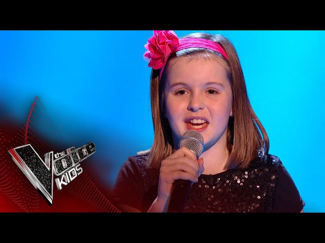 Tilly performs 'Brand New You': Blinds 2 | The Voice Kids UK 2017