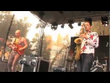 Colours of Ostrava 2010 Acoustic Ladyland (UK)