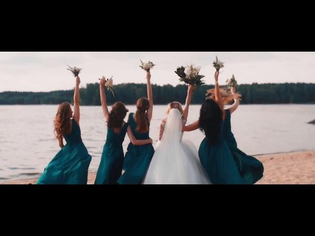 Свадебное видео SHOWREEL 15 16 от 20 02 2017 видеооператор Артем Корчагин
