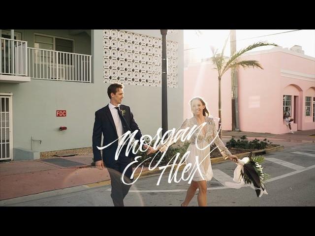 Morgan Alex | South Beach Miami | Teaser from Alberto Yago Videography