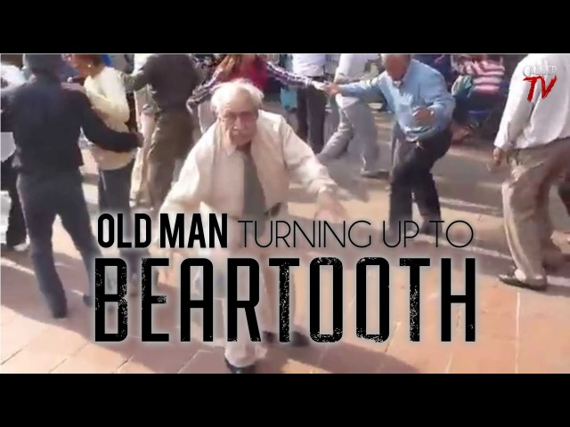Old Man Turns Up To Beartooth