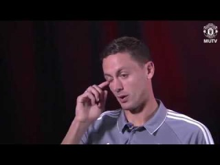 Nemanja Matic First Interview with Manchester United