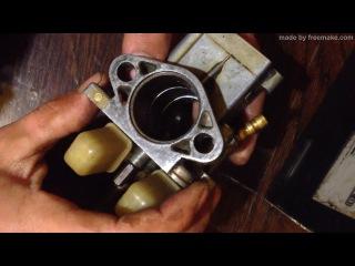 Основные проблемы карбюратора мотоцикла ИЖ Планета к62