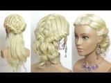 2 easy hairstyles for long medium hair tutorial step by step