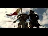 Прибытие Капитана Джека Воробья.Пираты Карибского моря