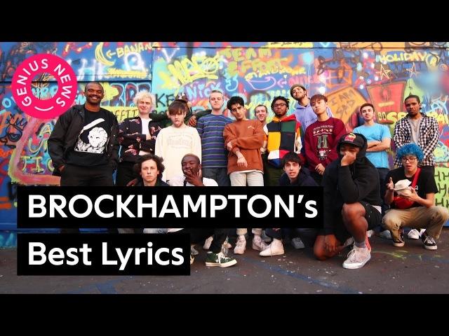 This Is BROCKHAMPTON Their Best Lyrics | Genius News