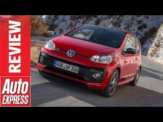 VW Up GTI review - new pocket rocket evokes the original Golf GTI