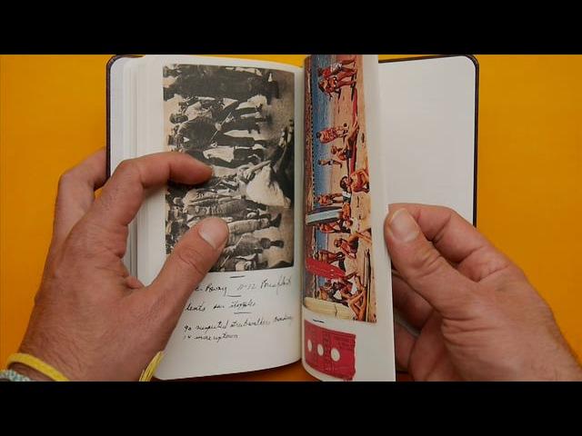 Notebook Sept. 1964-Sept. 1967 by Brice Marden