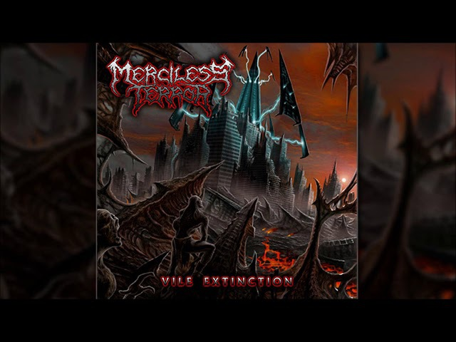 MERCILESS TERROR - Vile Extinction [Full-length Album]