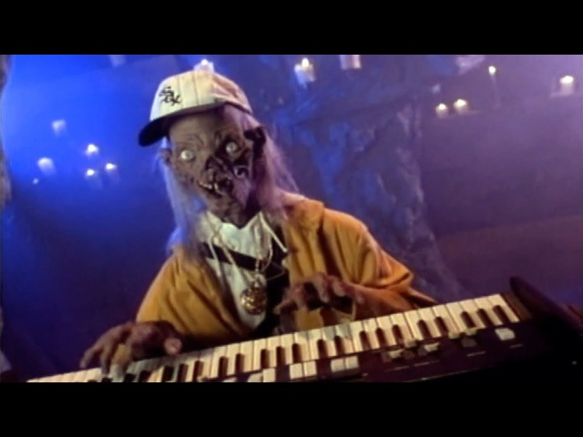 The Crypt Keeper - The Crypt Jam (Tales From the Crypt) [Video]