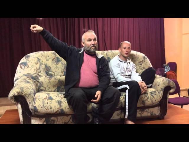 Andrej Karimov Postavenie muža, ženy a dieťaťa 1.časť - prednáška