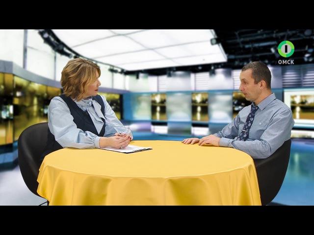 О фестиваль массажа и жизни тела. Интервью на 1м городском канале Омска.