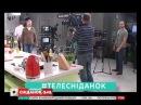 Як знімають кулінарну рубрику з Русланом Сенічкіним - Телесніданок
