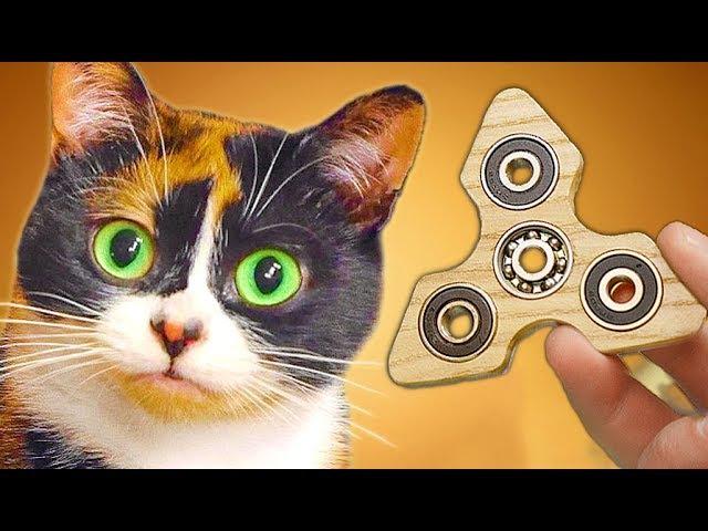 Fidget Spinner für Cookie selbst gemacht!