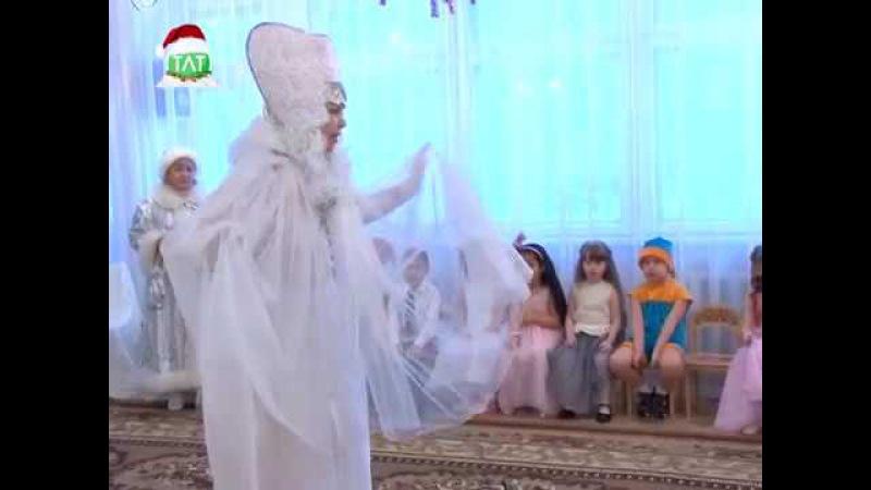 Новогодний праздник в детском саду № 17