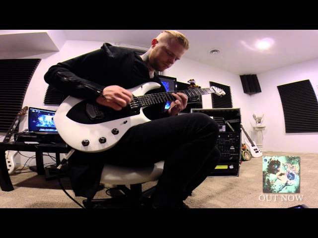 Lee McKinney (Born of Osiris) Abstract Art Guitar Play-Through