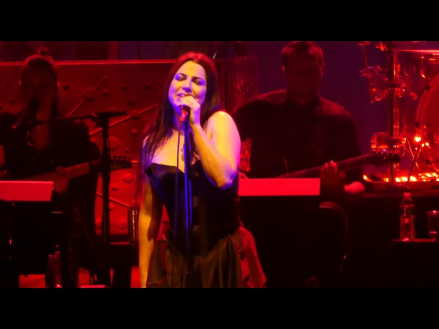 Bring Me to Life Evanescence@Hippodrome Theater Baltimore 11 8 17