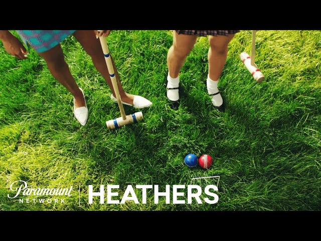 'Croquet' Official Teaser Trailer | Heathers | Paramount Network